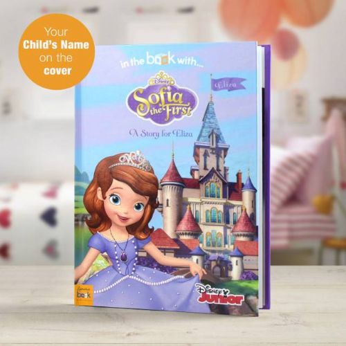 Disney Jr Sofia the First Story Book